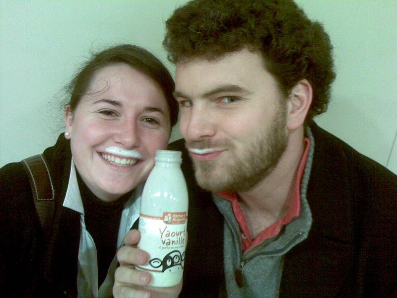 Les vaches à boire des sensations pures!!!