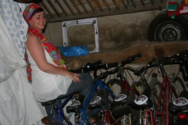 6 vélos